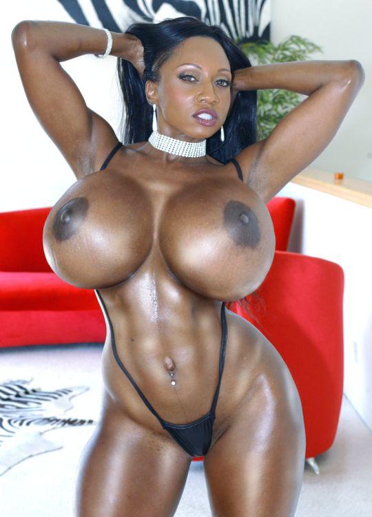 With tits pornstars huge Massive Tits