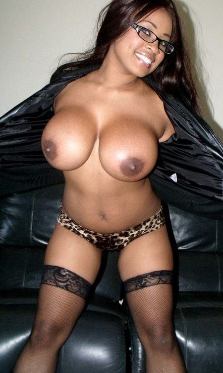 Beautiful Black Girls With Big Boobs