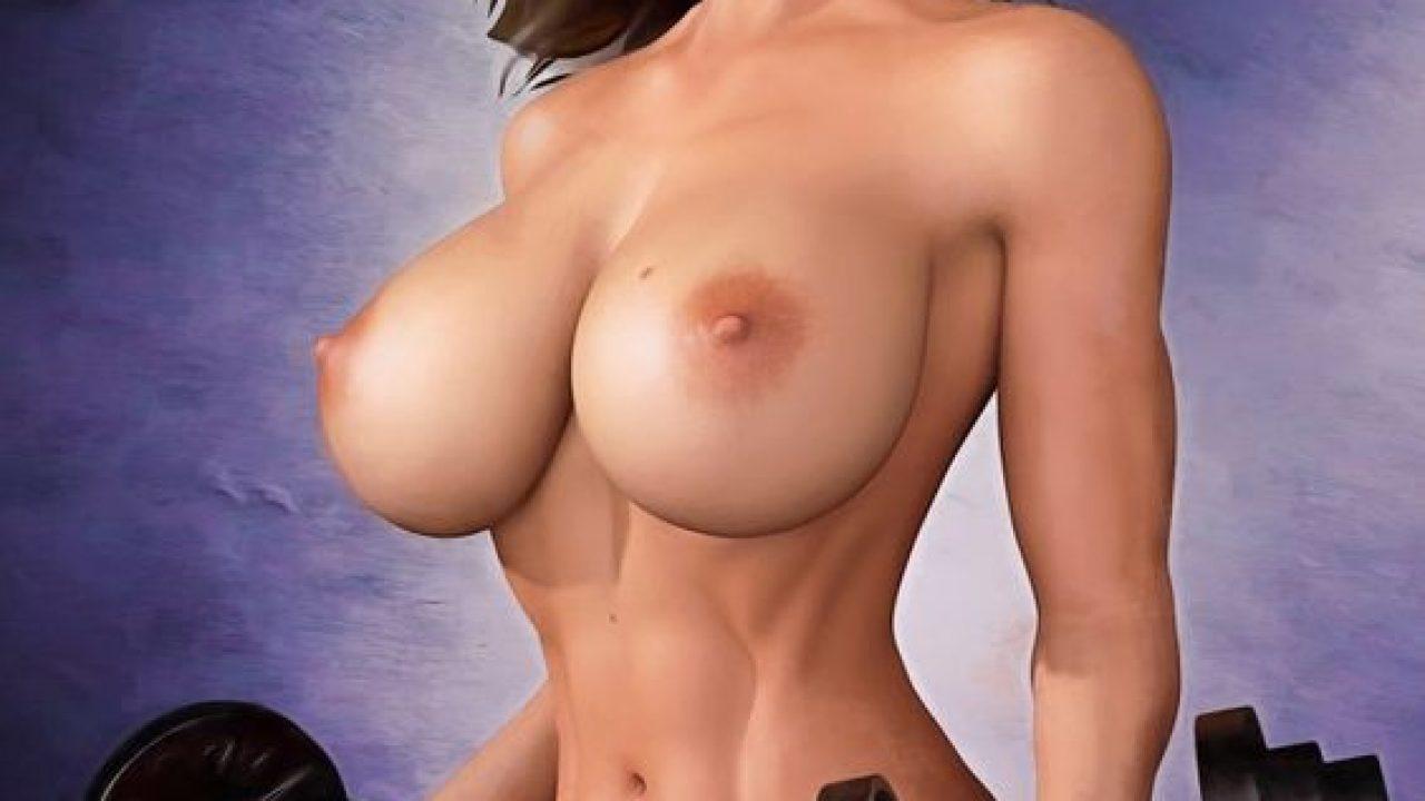 Denise melani nackt