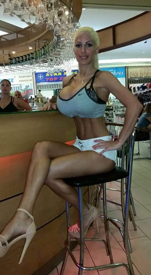 Hungarian Fitness Model And Swiss Escort Girl Angelika Baj -8079